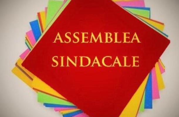 Assemblea sindacale di giovedì 29 ottobre 2020