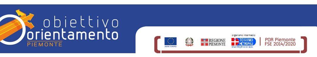 Trasmissione materiale per comunicazione servizi Obiettivo Orientamento Piemonte a distanza sul territorio di Città Metropolitana di Torino (SAD OOP CMTO)