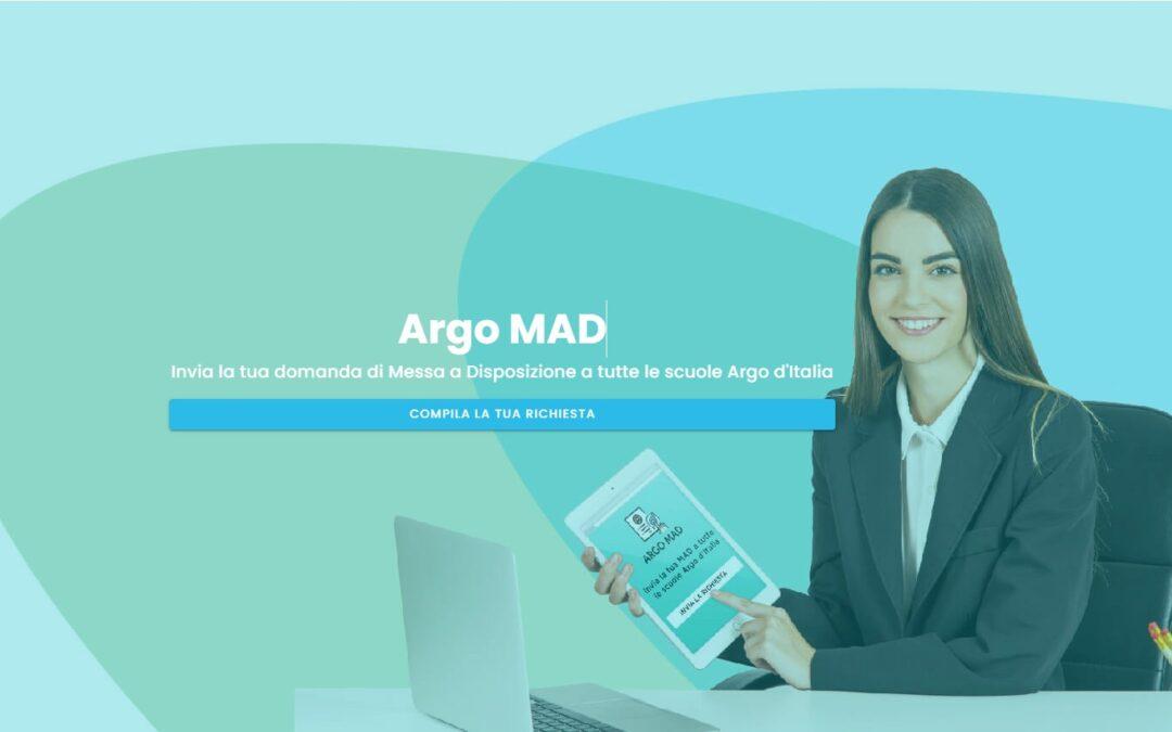 Utilizzo Piattaforma Argo MAD