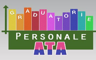 Graduatorie provinciali permanenti e graduatorie d'istituto di prima, seconda e terza fascia del personale A.T.A. a. s. 2021/22 ‐ tempistica