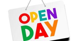 Circ. nr. 3-2021 volantino Open day A.S. 2021/2022 Scuola Infanzia